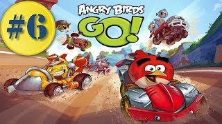 Angry Birds Go! Gameplay Walkthrough Part 6 Bubbles