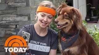 Amanda Seyfried: Adopting My Dog Finn 'Changed My Life' | TODAY
