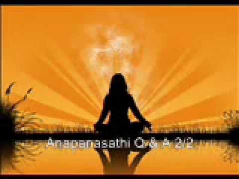 Anapanasathi Q & A 2 of 2