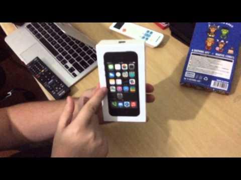 Unboxing iPhone 5s, Brasil, Apple,