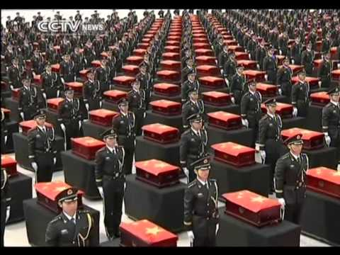 S.Korea returns remains of Chinese soldiers