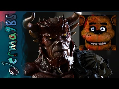 Demon Lord at Freddy's