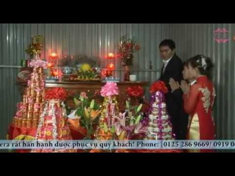 Quay Phim Video HD - Đám Cưới Hạ Long Đẹp - Ăn Hỏi Dũng Hương (Hà Lầm, Hạ long)