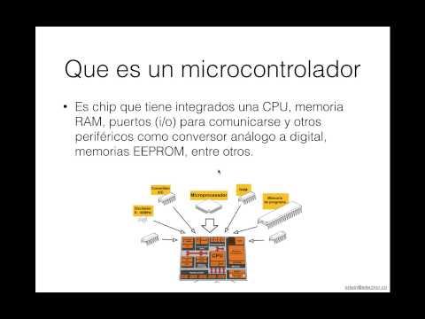 Tutorial de Microcontroladores PIC Básico  Video 1 introducción