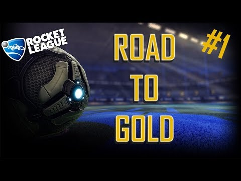 Dragonlover560 Gaming road to GOLD 1 and Tips for Dribbling Rocket league