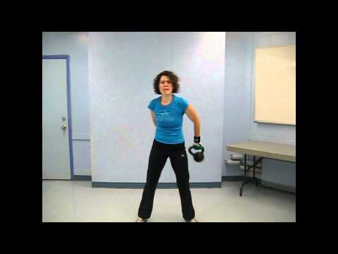 Danyele's Kettle Bell Workout