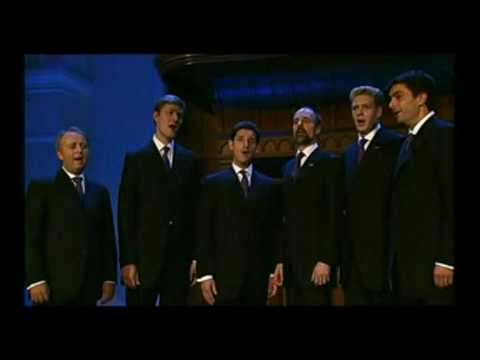 The Kings Singers - Lullabye (Goodnight My Angel)