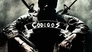 Call Of Duty Black Ops: Codigos