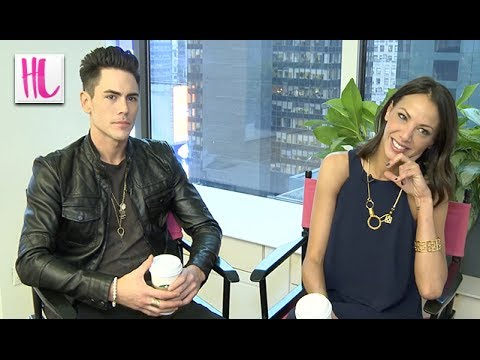 Off The Set: Sneak Peek Of Vanderpump Rules Season 2 Reunion, Part 1