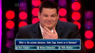 The Chase Celebrity Special (7th October 2012)