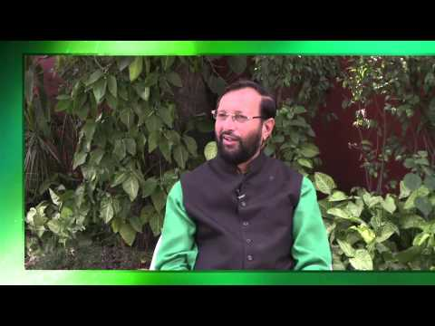 World Environment Day: An interaction with Shri Prakash Javadekar