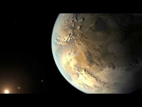Kepler Discovers First Earth-size Planet in the Habitable Zone of Another Star