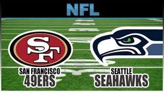 Madden NFL 25 NFC Championship Playoffs 2014 49ers Vs