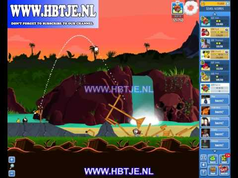 Angry Birds Friends Tournament Level 1 Week 105 (tournament 1) no power-ups