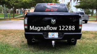 2012 Dodge Ram 1500 5.7 Hemi With Magnaflow Exhaust P/N