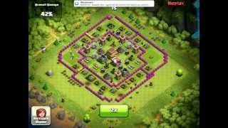 Page 1 of comments on Clash of clans - 3 seperate defences! - YouTube