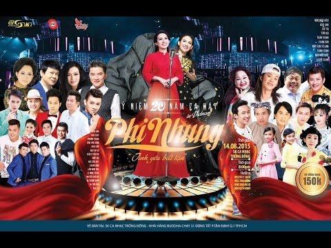 [Trailer] Liveshow in Vietnam - Tình yêu bất tận 14/08/2015