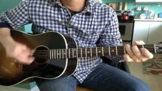 What A Wonderful World- Sam Cooke Guitar Lesson