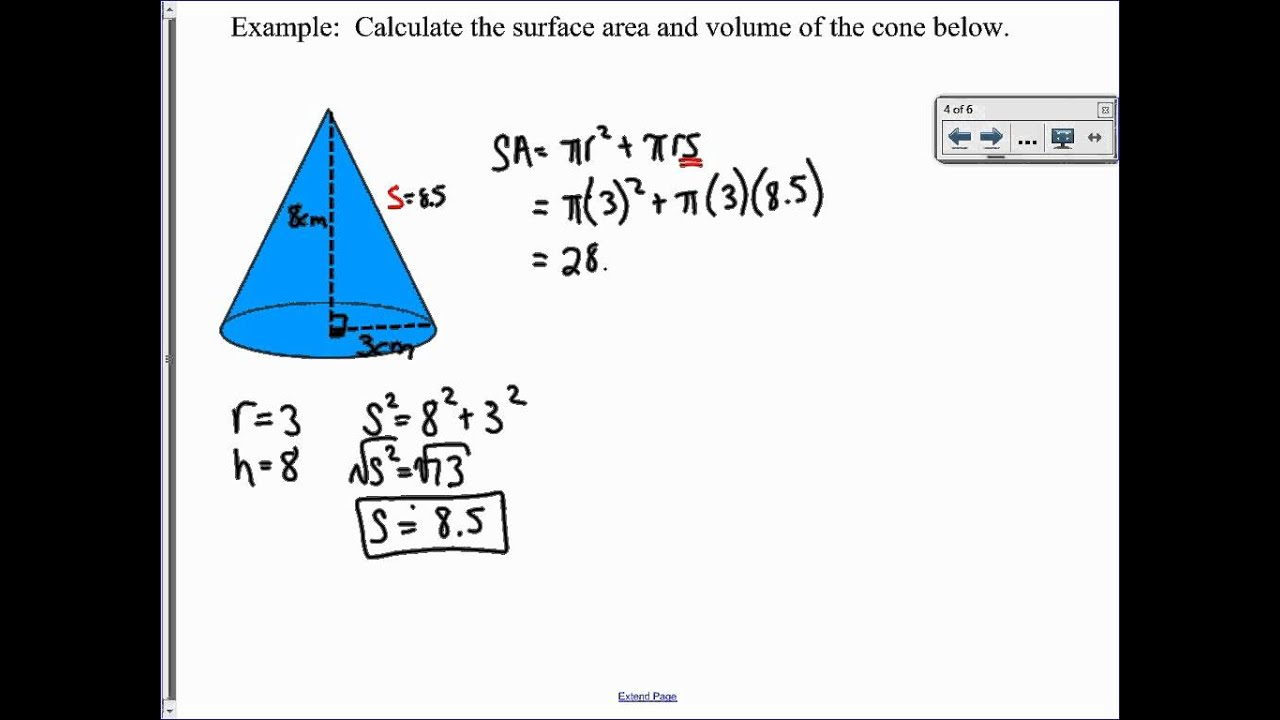 Worksheets Volume Of A Cone Worksheet worksheet volume of a cone gabrieltoz worksheets for similiar area and keywords surface youtube