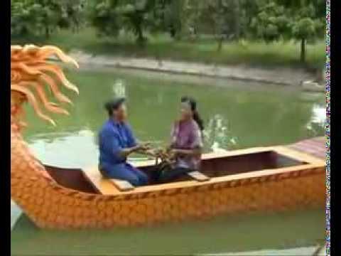 Hát quan họ trên thuyền 3
