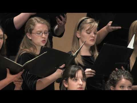 """Swaz hie gat umbe' from Carmina Burana-University of Utah A Cappella Choir"