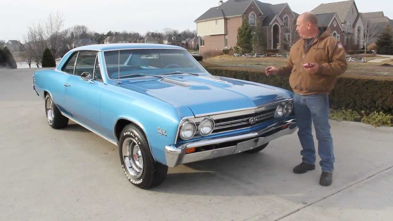 67 Chevelle Ss Sale Craigslist | Autos Post