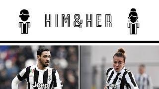 #HimAndHer Ep.11: Galli interviews De Sciglio!
