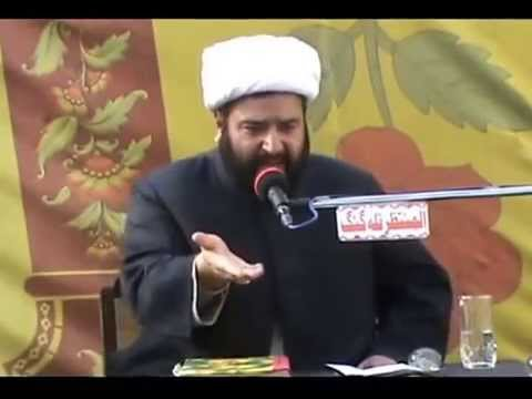 Alama Aagha Intezar Jafri at Talagang on 17th Rabi ul Awal Part 4