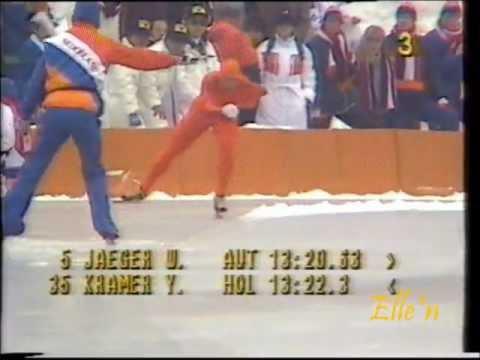 Olympic Winter Games Sarajevo 1984 – 10 km Jäger – Kramer