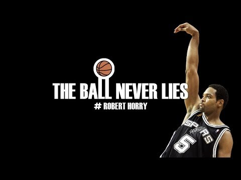 THE BALL NEVER LIES #20 - ROBERT HORRY