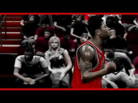 NBA 2K11 Derrick Rose: The MVP Teaser Trailer