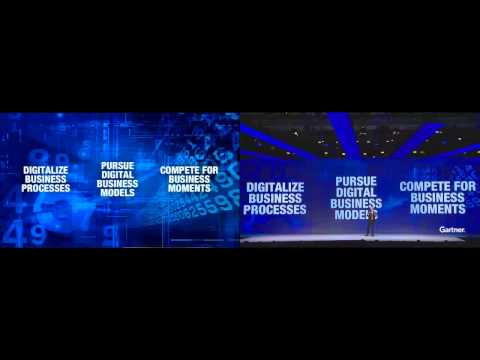 Gartner Symposium/ITxpo Analyst Opening Keynote