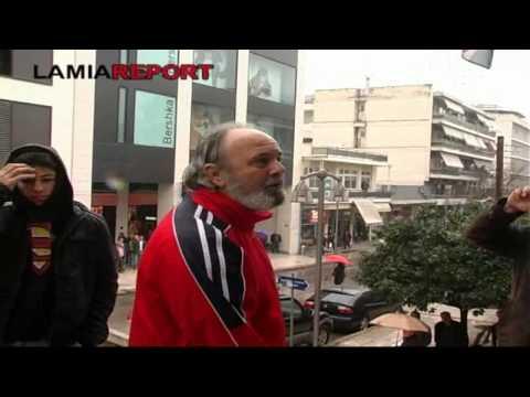 LamiaReport.gr:Ο πατέρας του ήρωα Β.Ραχούτη στηρίζει Γκλέτσο