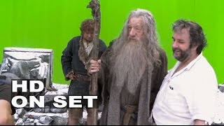 The Hobbit: The Battle Of The Five Armies: Behind The
