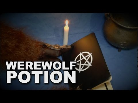 how to make a real werewolf potion
