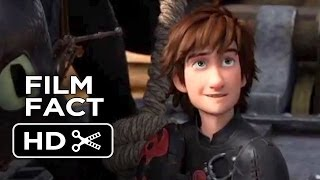How To Train Your Dragon 2 Film Fact (2014) DreamWorks