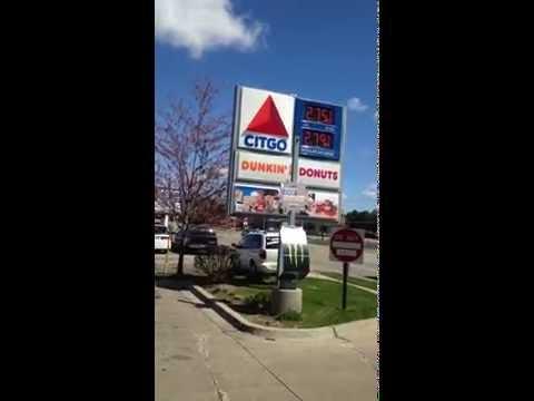 CITGO gas station scam-Video 1 . Please read the description of the video
