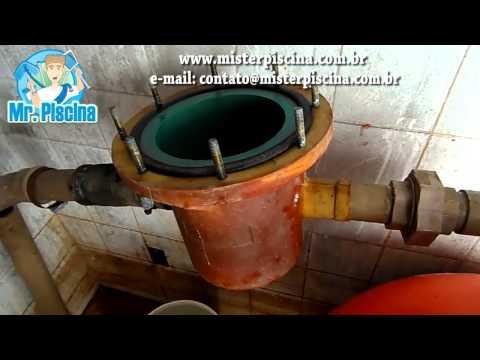 Manutenção em Eletrodos de Cobre (Tratamento de Água para Piscinas)
