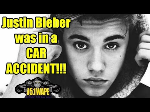 Justin Bieber in a car accident Jenny Mccarthy Leaves The View