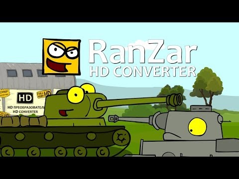 Tanktoon #61 -  HD Converter