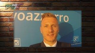 La domanda di Ignazio Abate ai Tifosi...  #vivoazzurro - Vivo Azzurro Caffè