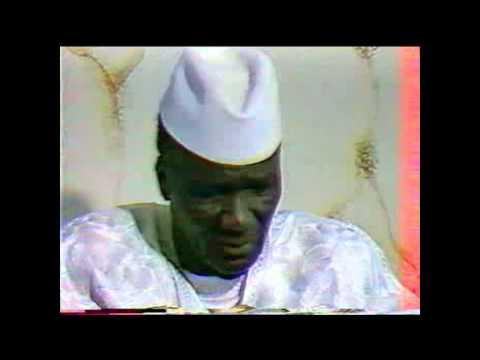Visite de Sékou Touré à Touba Part 1 - khadimrassoul.net