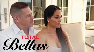Nikki Bella Overwhelmed Waiting for Her Engagement Party | Total Bellas | E!