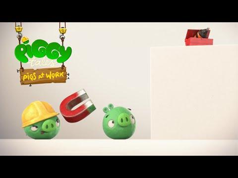 Piggy Tales: Prasat� v pr�ci - Magnet