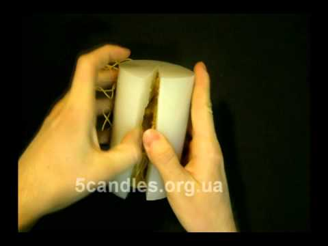 Форма для свечей - Жених и Невеста