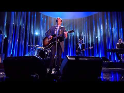 "James Blunt ""You're Beautiful"" & ""Bonfire Heart"" - 2013 Nobel Peace Prize Concert"