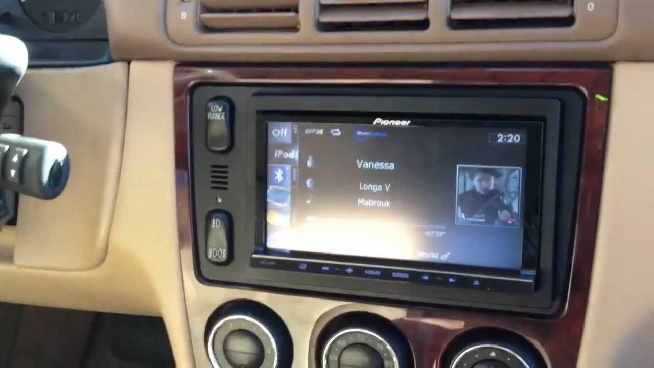 2002 Mercedes Benz Ml320 Pioneer Navigation Camera Pandora