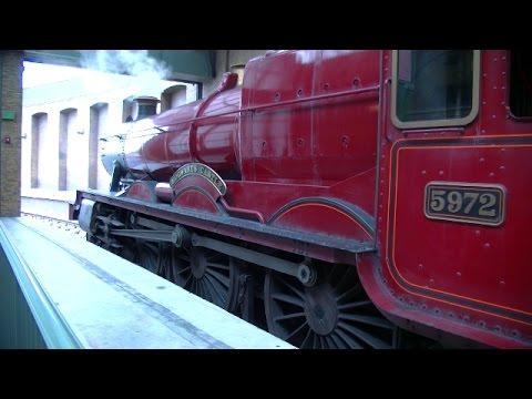 Hogwarts Express - Universal studios orlandoOrlando 2016
