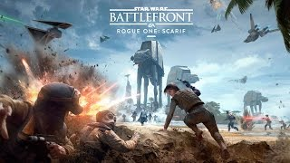 Star Wars Battlefront - Rogue One: Scarif DLC Trailer