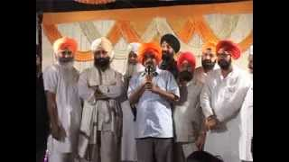 Rabbi Shergill Joins AAP
